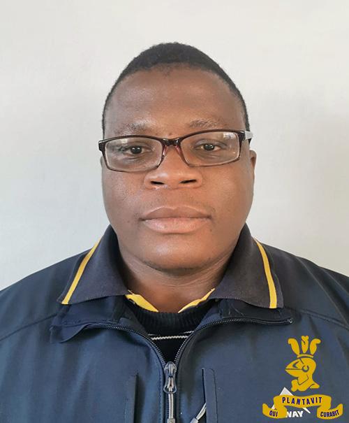 Mr Makhubo