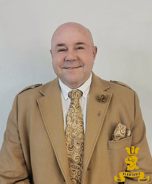 Mr de Wet - Principal